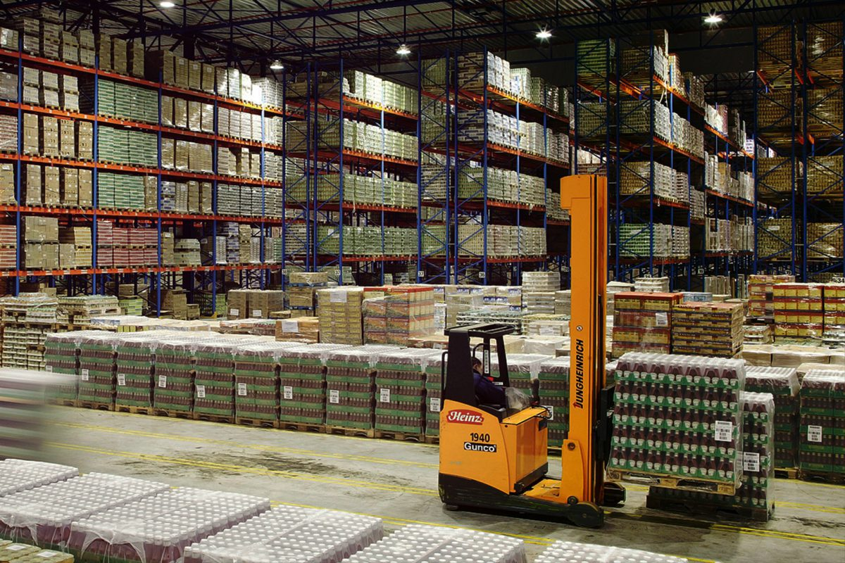 Οργάνωση Σύγχρονης Αποθήκης – Πληροφοριακά Συστήματα Logistics