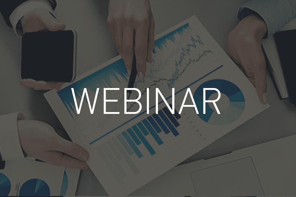 Webinar: Προβλέψεις Οικονομικών Καταστάσεων – Κατάρτιση Σεναρίων και Προϋπολογισμών